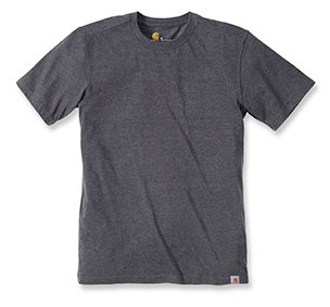 Carhartt Maddock Short Sleeve T-Shirt, CH101124-carbon heather, L