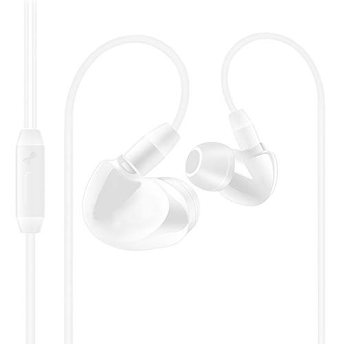 Gaming-earset (YUYDYU Universal Headset Kopfhörer Heavy Bass Laptop Stereo 3,5 Mm Für Samsung)