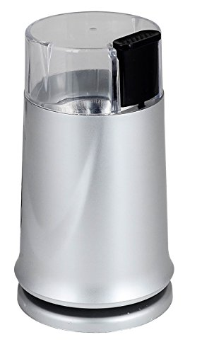 Kabalo 150W Electric Coffee Bean Grinder & Nut/Spice Grinder Kitchen Accessory (Silver) Test