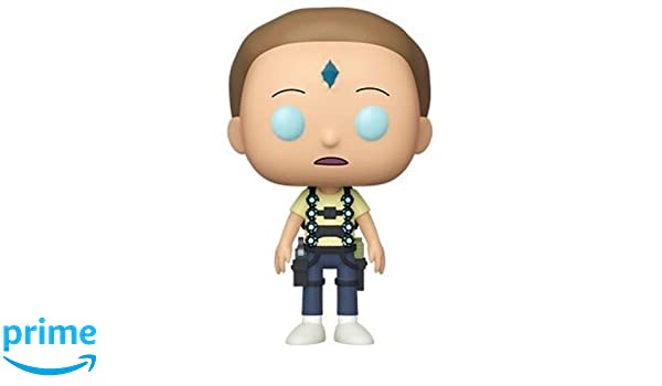 Funko Rick and Morty Pop! Tracksuit Jerry n°574 SDCC 2019