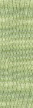 NEU 100 g Super Soxx Cashmere color 4Ply pastell grün Fb.24 -