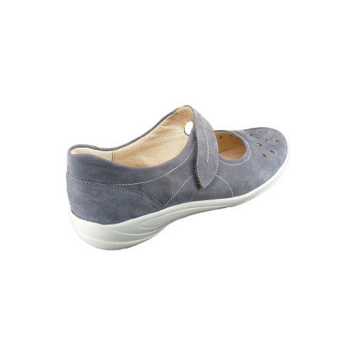 Semler B6035-040-075 Birgit femme Sneaker Bleu