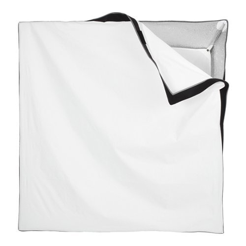Elinchrom Rotalux Square Softbox 100cm (39'') Front Diffuser Only [26289] (Elinchrom Rotalux Softbox Square)