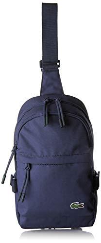 Lacoste homme Nh2705ne Besace Bleu (Peacoat)