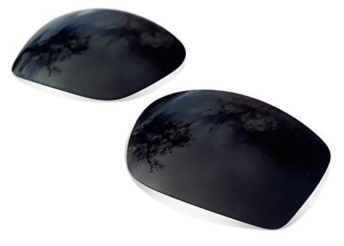 sunglasses restorer Kompatibel Ersatzgläser für Oakley Big Taco (Polarized Brown Gläser)