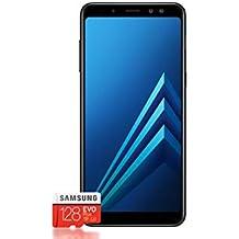 Samsung Galaxy A8 2018 Duos Bundle A530F DS 32 GB Black