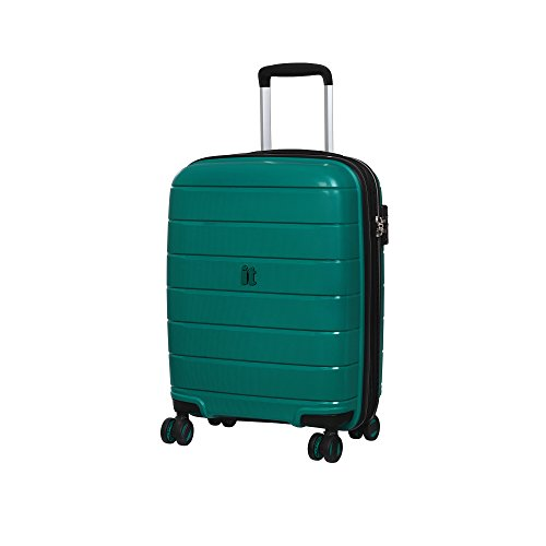 it luggage Asteroid Koffer, 54 cm, 57 liters, Grün (Pine Green)