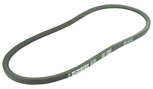 Greenstar 11706 Mitsuboshi SPZ987 Courroie lisse trapézoïdale 10 x 8 x 1000 mm