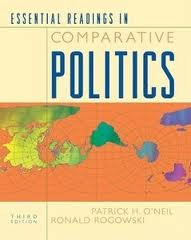 Essential Readings in Comparative Politics 3th (third) edition