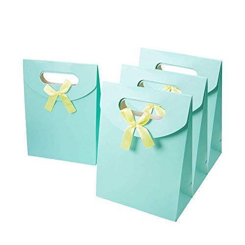 Maison 3x emballage cadeau pâques lapin de pâques pillow-Box Coussin boîte Boite Cadeau