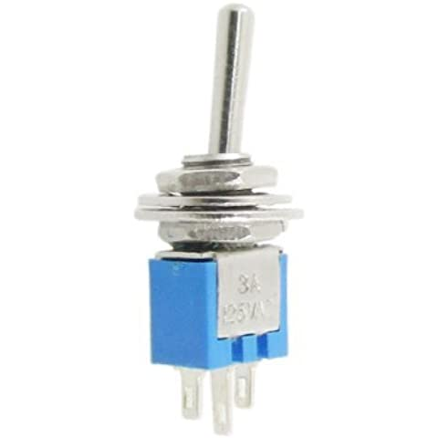 Water & Wood 20 Pcs AC 125V 3A ON/ON 2