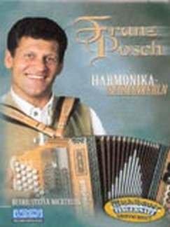 HARMONIKA SCHMANKERLN - arrangiert für Steirische Handharmonika - Diat. Handharmonika [Noten / Sheetmusic] Komponist: POSCH FRANZ