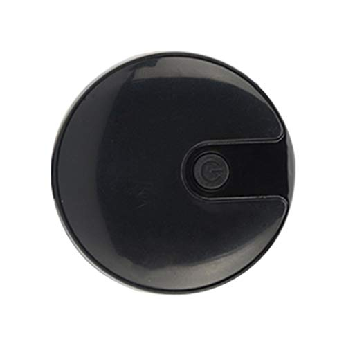 Footprintse F60 Smart Bluetooth 4.0 Tracer Locator Alarm Pet Key Anti Lost Tracker Para teléfono-Color: Negro