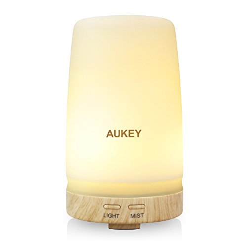 AUKEY BE-A3 Umidificatore di Aromi, Plastic and Electronic Components, Bianco, 158.88.8cm