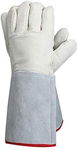 Jeffrey Zimmerman Glove Insulated Erkältung und Frostschutz, kühle Arbeits Arbeit im Labor in der Gefrierschrank zu schützen Industriehandschuhe