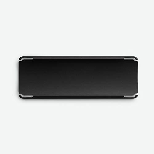 Alivecor® KardiaMobile 6L Ersatzbefestigungsplatte | Verbindet Ihr KardiaMobile 6L mit ihrem Smartphone oder Tablet | KardiaMobile 6L für unterwegs