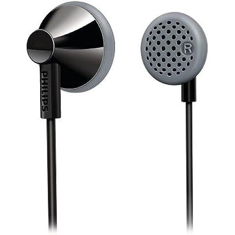 Philips SHE2000 - Auriculares de botón, color negro