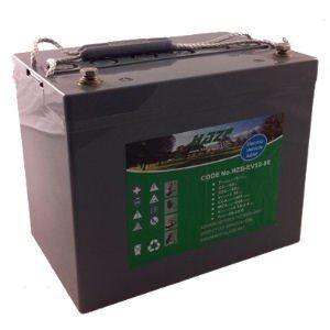 Haze Gel-Batterie HZY12-80EV, für Elektromobile und elektrische Rollstühle, 12V, 78Ah