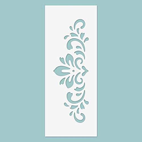 Zita's Creative 3D Schablone - Bordüre Nr. 05 Schablon, Stencil