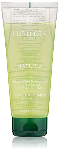 Naturia Gentle Balancing Shampoo (Frequent Use), 200ml/6.76oz