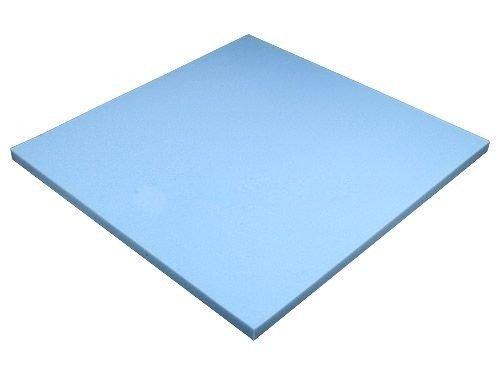 Kostüm Katze Link - Schaumstoffplatte 50x50cm Schaumstoff Kissen Schaumstoffpolster - extra formstabil - 2cm dick