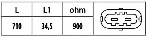Hella-6PU-009-146-631-Generatore-di-Impulsi