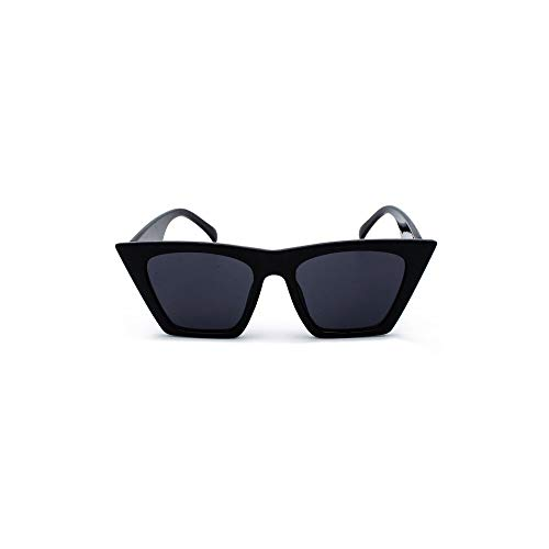 WJFDSGYG Frauen Big Frame Shades Übergroße Sonnenbrille Square Designer Men Fashion Sonnenbrille Uv400