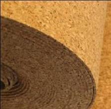 10 m² 2 mm Rollenkork zur Laminat und Parkettverlegung von IHK auf TapetenShop