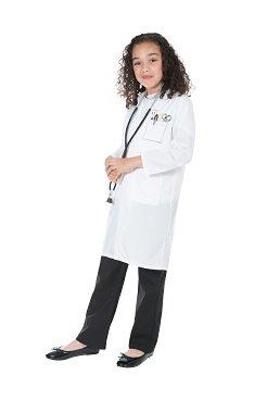 Doktor Kittel Arzt Kittel Kinder (Der 11 Kostüm Doktor)