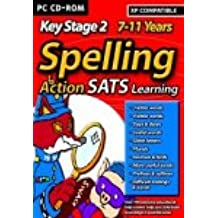Action SATS Learning Spelling Key Stage 2 7-11 Years