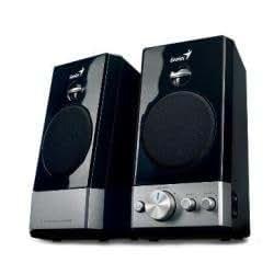 Genius SP-700 Enceintes PC / Stations MP3 RMS 8 W