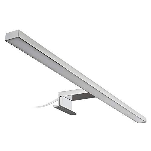 LED Aufbauleuchte SKY 600 mm neutralweiß 230V / 8W Spiegelleuchte Schrankleuchte Badleuchte von SO-TECH