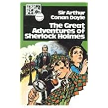 The Great Adventures of Sherlock Holmes (Lake Illustrated Classics, Collection 2)