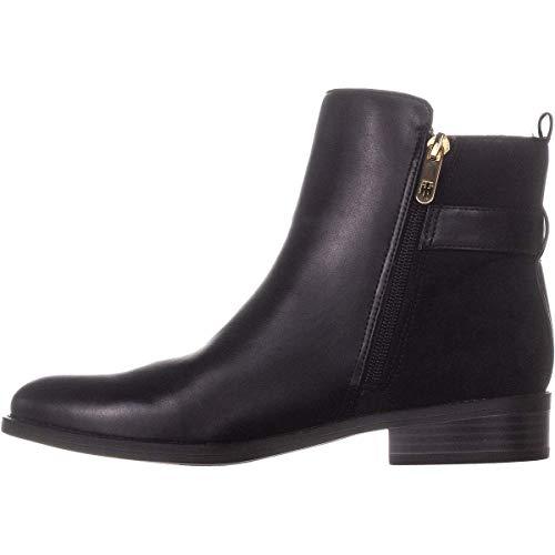 Tommy Hilfiger Frauen Irsela3 Geschlossener Zeh Fashion Stiefel Schwarz Groesse 8 US /39 EU