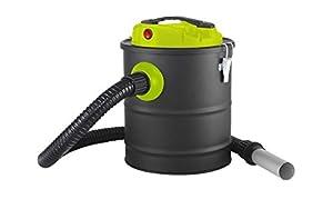 Qlima ASZ1010Ash Vacuum Cleaner with HEPA Filter Black