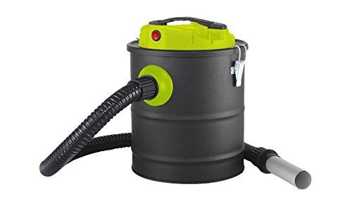Qlima ASZ1010 Aspirateur à cendres filtre HEPA Noir