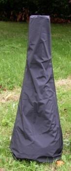Chiminea Cover (La Hacienda extragroße Kaminabdeckung 160cm, für Colorado Chiminea, Grau)