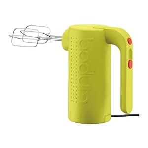 Bodum Bistro 11151-565Euro Batteur Électrique Vert Citron