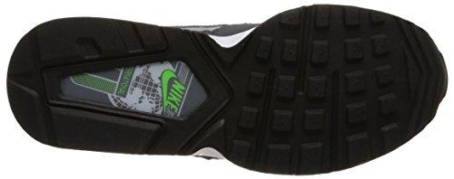 Nike Air Max St (Gs), Chaussures de running garçon Multicolor (Wolf Grey / Dark Grey-Grn Strike)