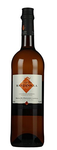 Rey Fernando De Castilla Sherry Manzanilla Classic Dry Jerez D.O. (1 x 0.75 l)