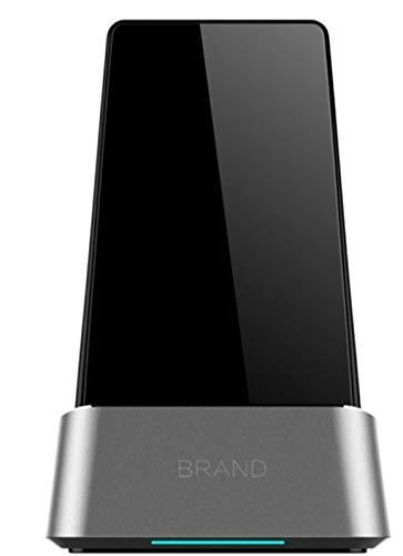 TAOtTAO QI Certified Fast Wireless Charger Stand 15W Kompatibel für iPhone Für Samsung