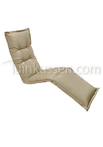 Coussin pour chaise longue Havana jute