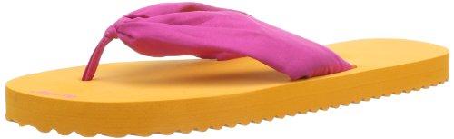 flip*flop tex tube, Infradito donna Multicolore (Mehrfarbig (dahlia/sunset 248))