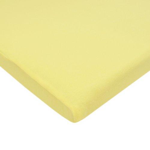 American-Company-Maglietta protettiva a fogli, colore: giallo - Jersey Knit Fogli