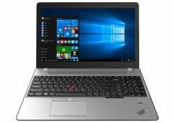 Lenovo 20H500B4GE 39,62 cm (15,6 Zoll) ThinkPadE570 Notebook (Intel Core i7-7500U, 8GB RAM, NVIDIA GeForce GTX 950M, Win 10 Pro, QWERTY (UK keyboard)) schwarz/silber