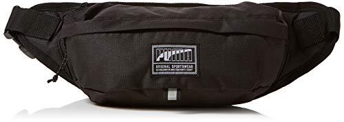 Sac de taille Puma Waist Bag Academy, sac à taille, logo Puma - Noir