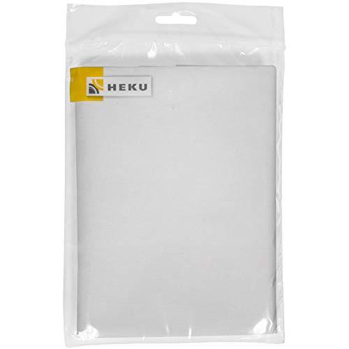 PARTY DISCOUNT® Mitteldecke weiß, 80x80 aus Airlaid-Papier
