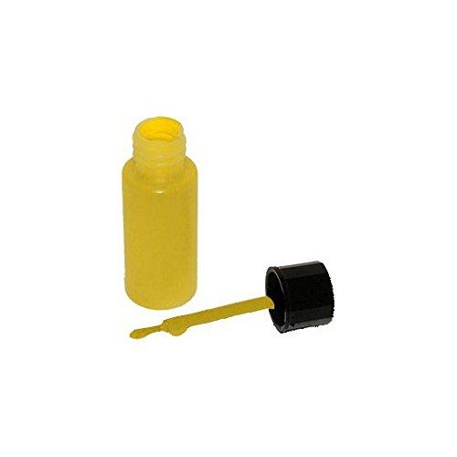 Lampenlack Farbe gelb