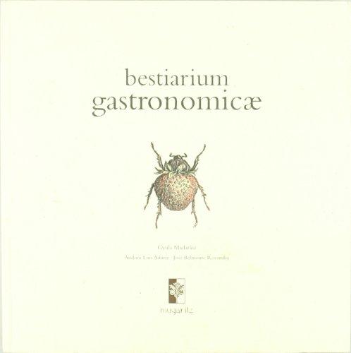 Bestiarium gastronomicae