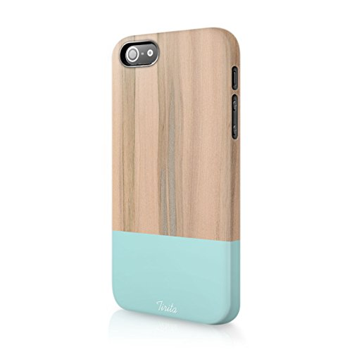 tirita Hard Fall Phone Cover Marmor Holz granit Textur Holz Pastell Collage Geometrische Rustikal trendige Fashion Geschenk Geschenk Cute Design - Htc Holz Fall One X